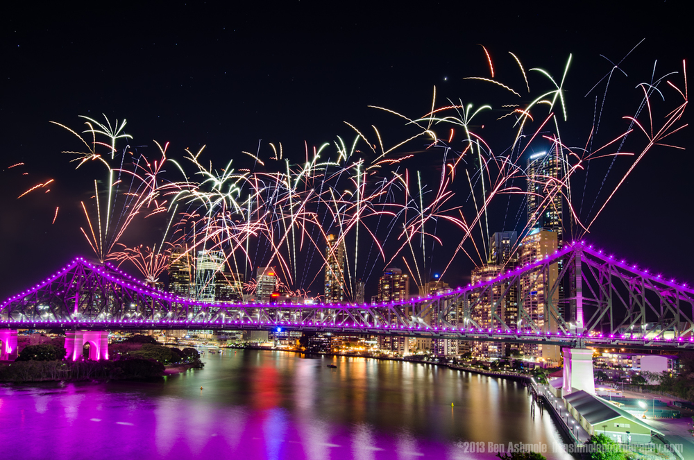 Riverfire, Brisbane, Australia