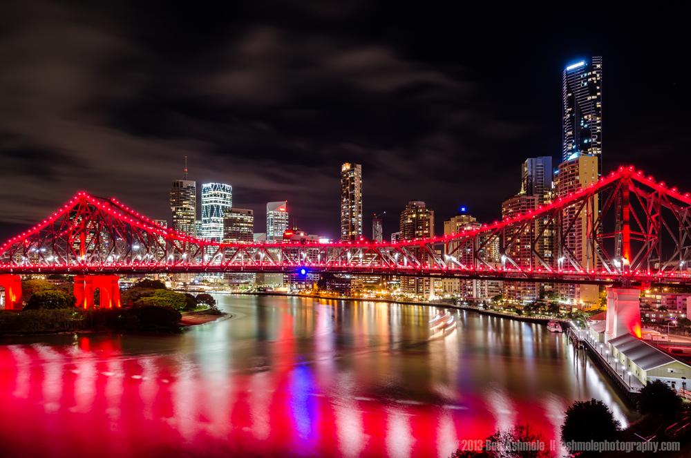 Pretty In Pink, Brisbane, Australia