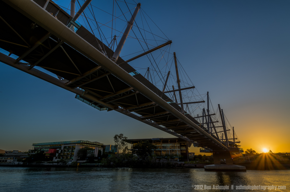 Bridge To The Sun, Brisbane, Australia, Ben Ashmole