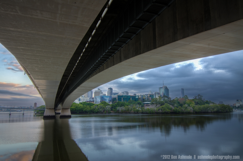 Bridge to Brisbane, Australia, Ben Ashmole