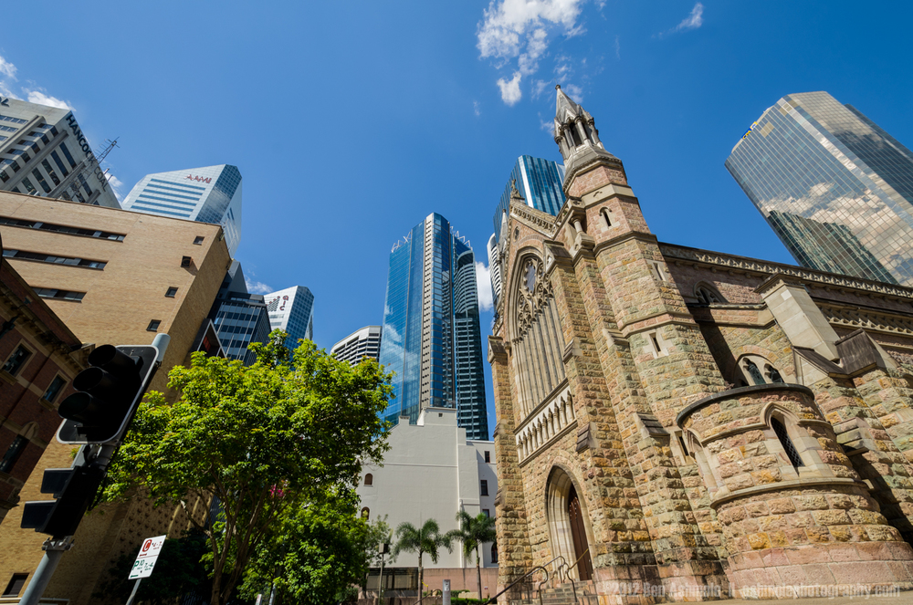 Cathedral in the City, Brisbane, Australia, Ben Ashmole