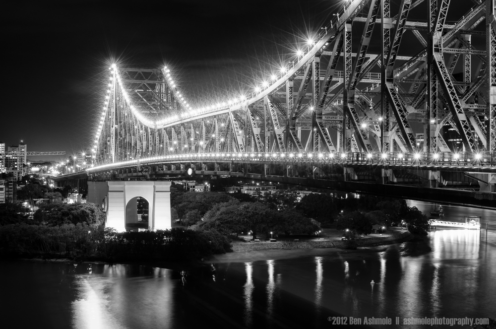 The Story Bridge, Brisbane, Australia, Ben Ashmole