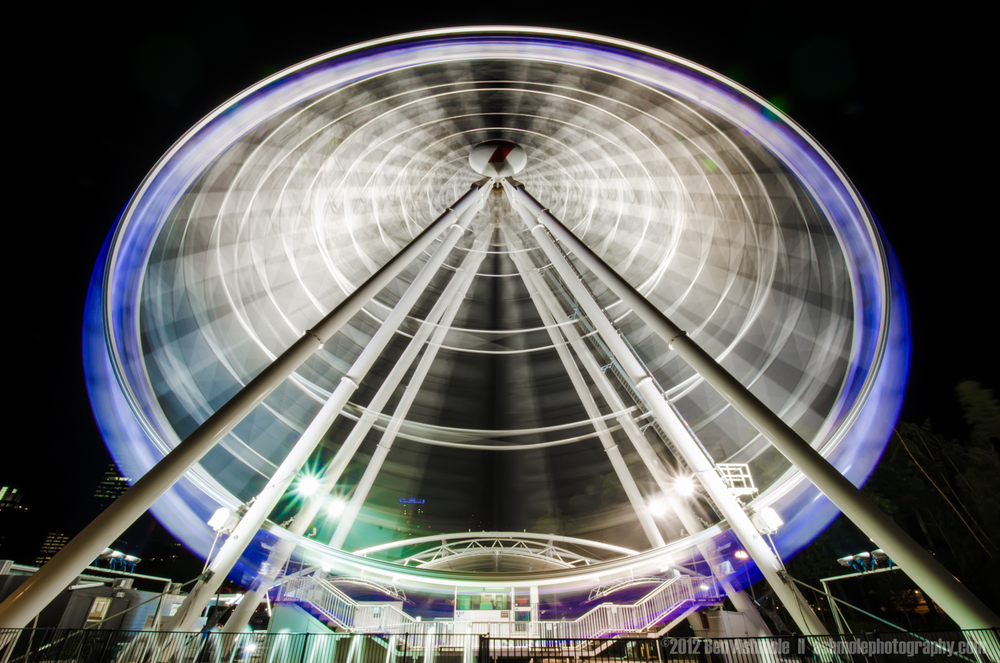 The Wheel, Brisbane, Queensland, Australia, Ben Ashmole