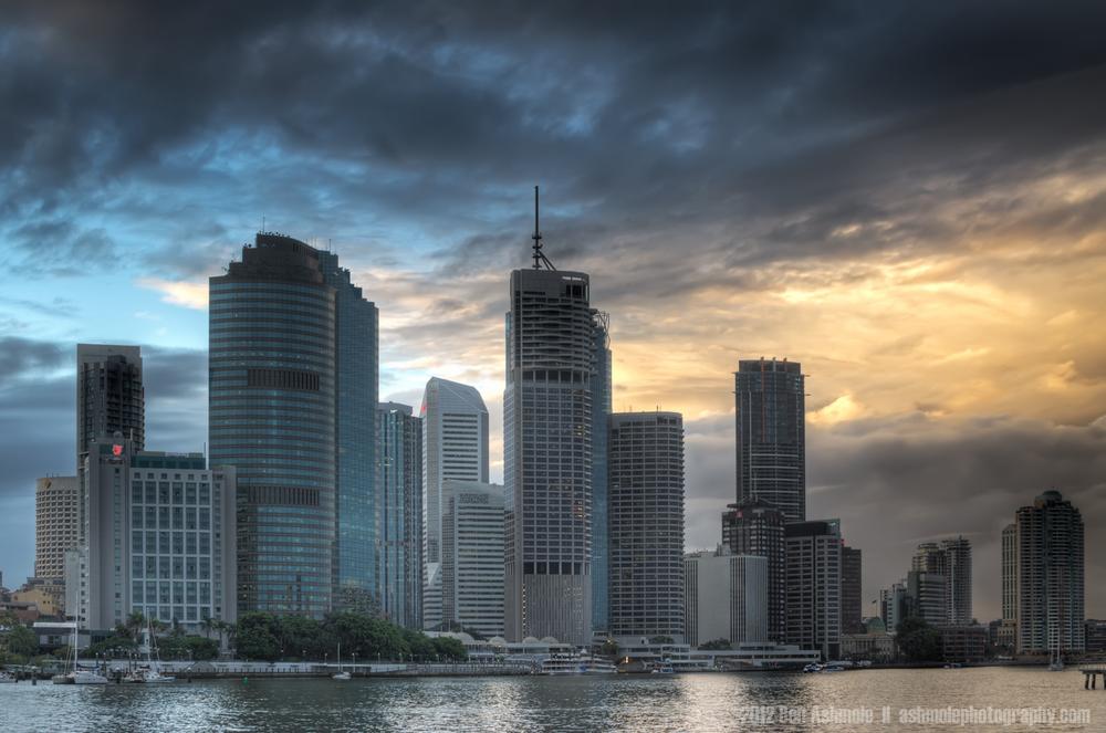 Painted Sky, Brisbane, Australia, Ben Ashmole