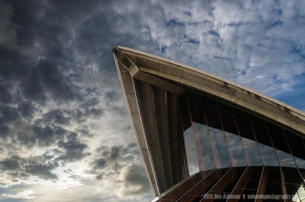 Opera House Details, Sydney, New South Wales, Australia