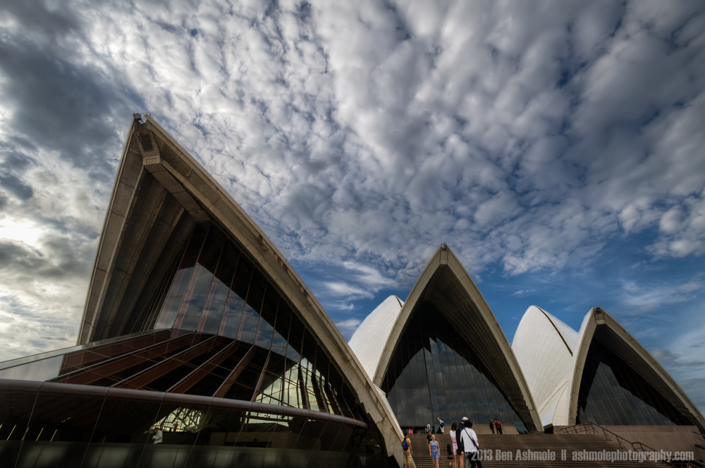 The Opera House, Sydney, New South Wales, Australia