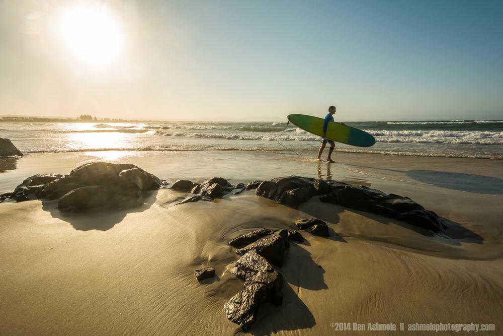 Clarke's Beach, Byron Bay, NSW, Australia