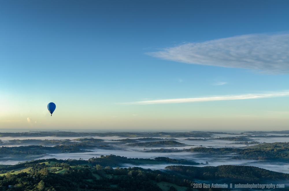 Morning Flight, Byron Bay, New South Wales, Australia