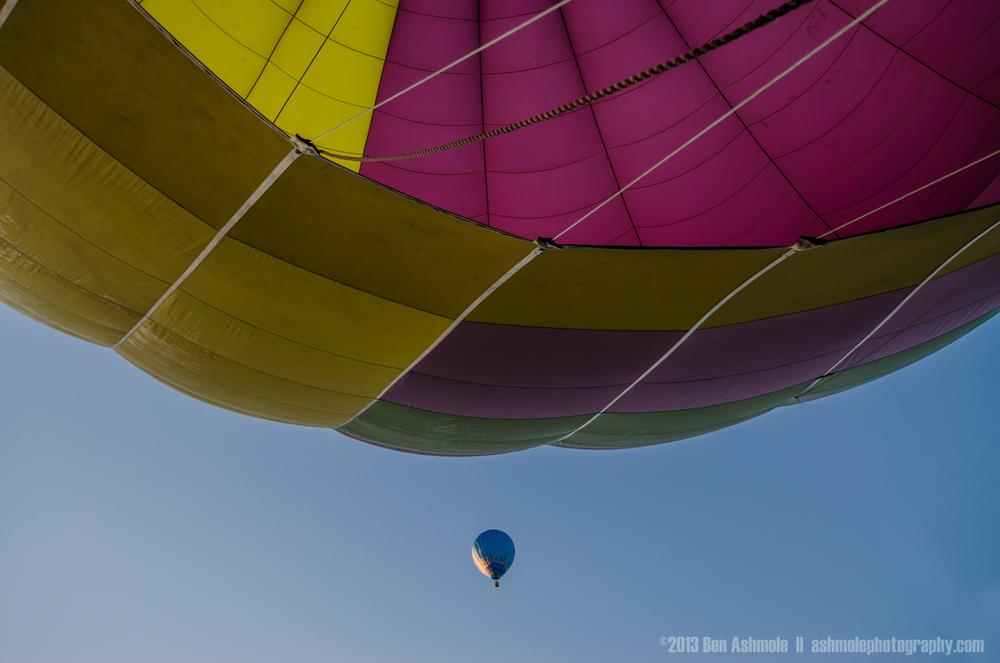 Hot Air Balloons, Byron Bay, New South Wales, Australia