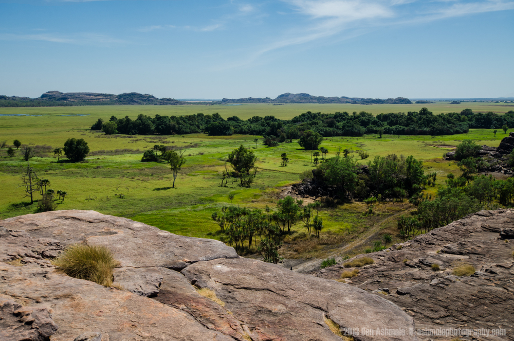 Looking Over Kakadu, Ubirr, Kakadu National Park, NT, Australia