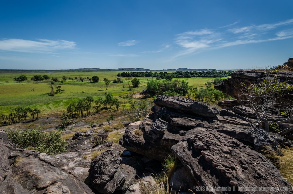 Across The Plains, Ubirr, Kakadu National Park, NT, Australia