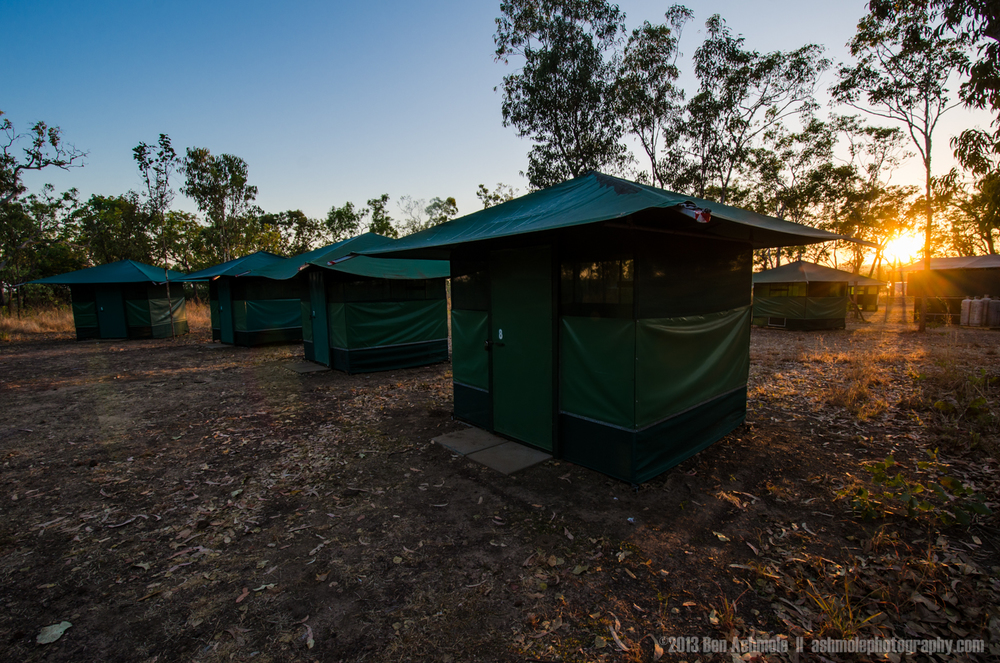 Mary River Campsite, Litchfield National Park, NT, Australia