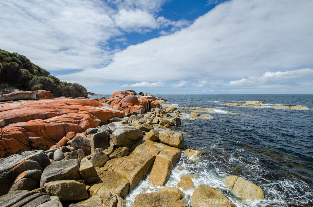 The Bay Of Fires 2, Tasmania, Australia