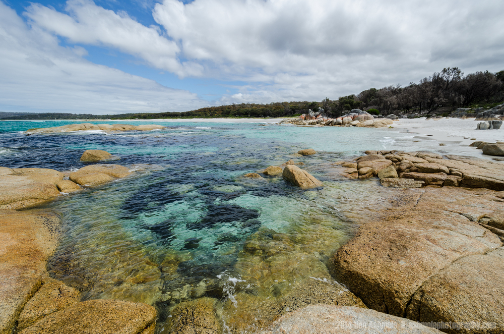 The Bay Of Fires 3, Tasmania, Australia