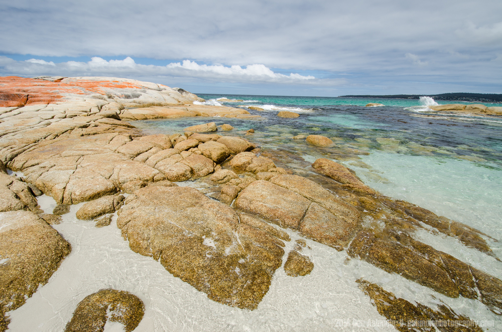 The Bay Of Fires 4, Tasmania, Australia