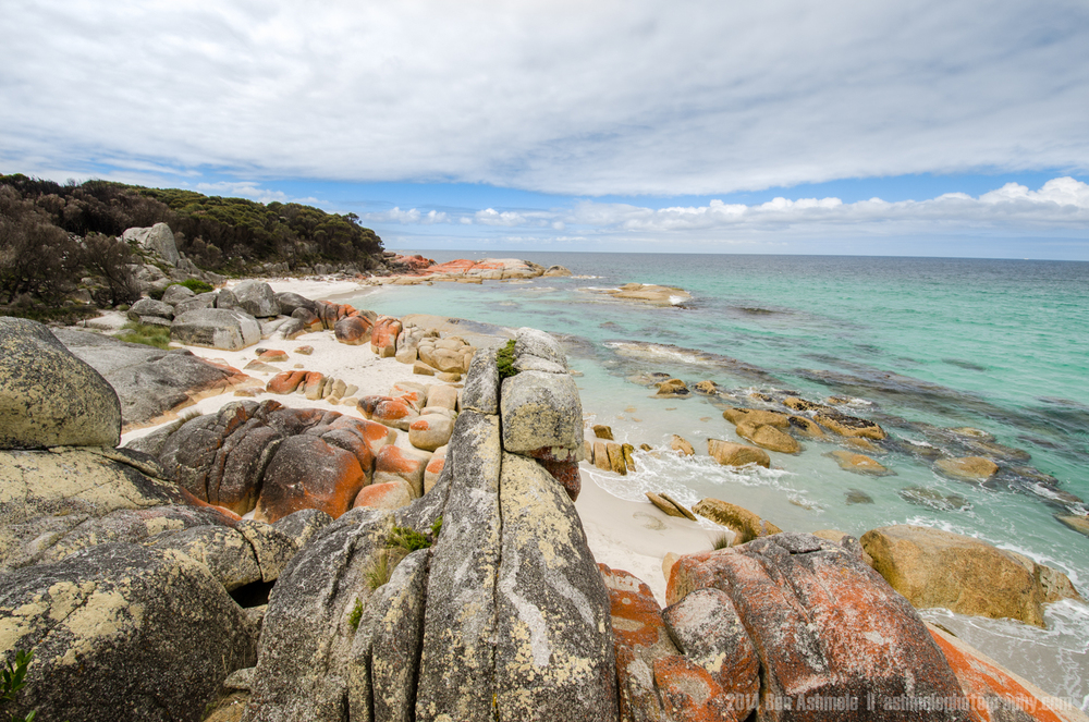 The Bay Of Fires 5, Tasmania, Australia