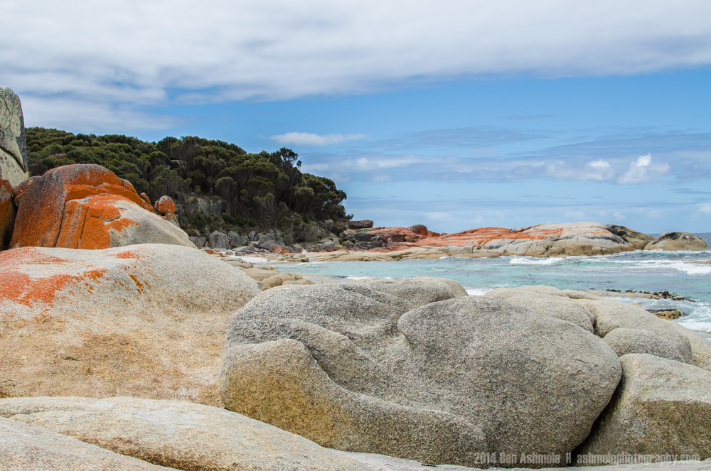 The Bay Of Fires 6, Tasmania, Australia