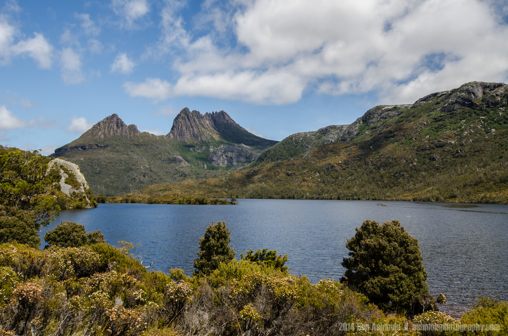 Cradle Mountain And Dove Lake, Tasmania, Australia