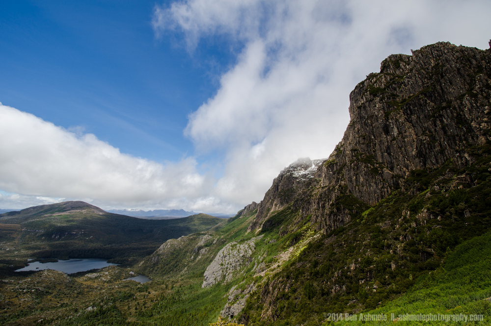Towards Lake Rodway, Cradle Mountain, Tasmania, Australia