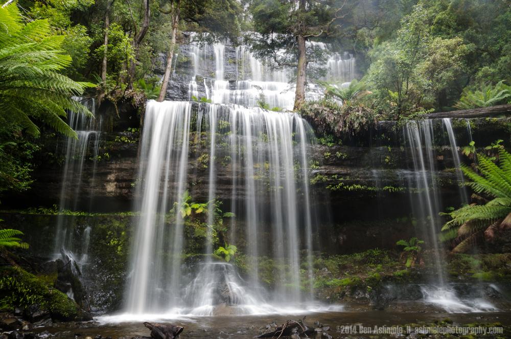 Russell Falls 2, Mt Field National Park, Tasmania, Australia