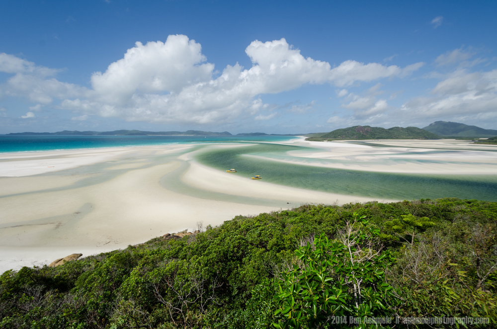 Hill Inlet, The Whitsundays, Australia