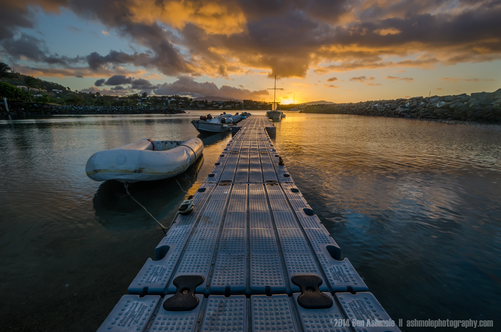 On The Jetty, Airlie Beach, The Whitsundays, Australia