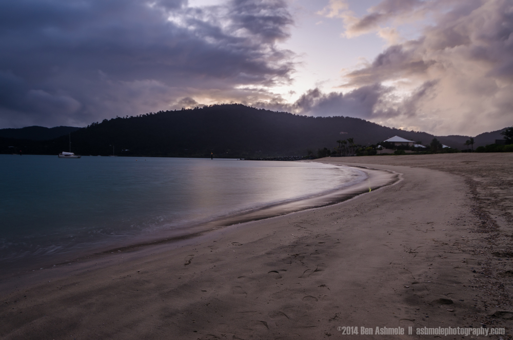 Before Sunrise, Airlie Beach, The Whitsundays, Australia