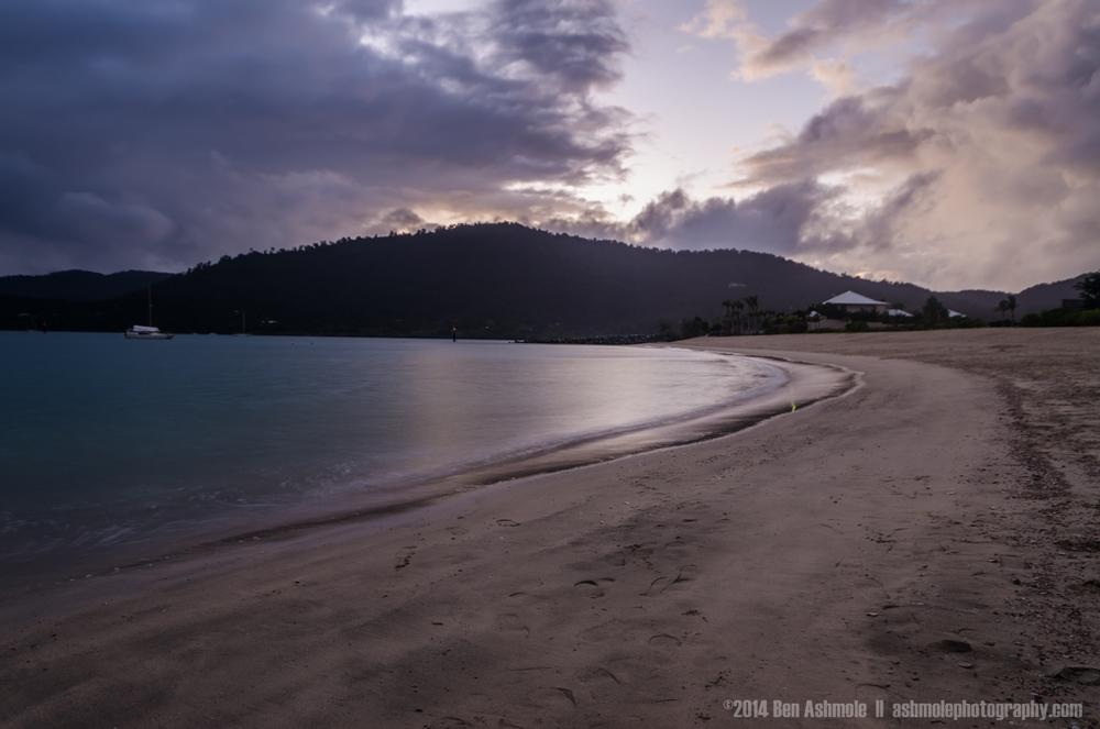 Before Sunrise, Airlie Beach, The Whitsundays, Australia