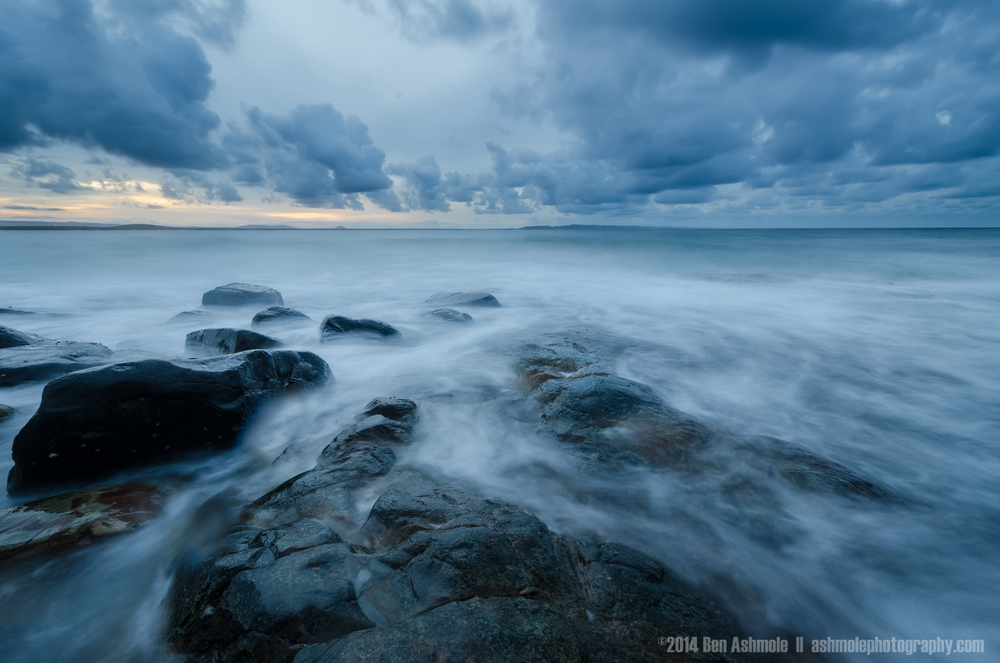 Coastal Blue Hour, Noosa Heads, Australia