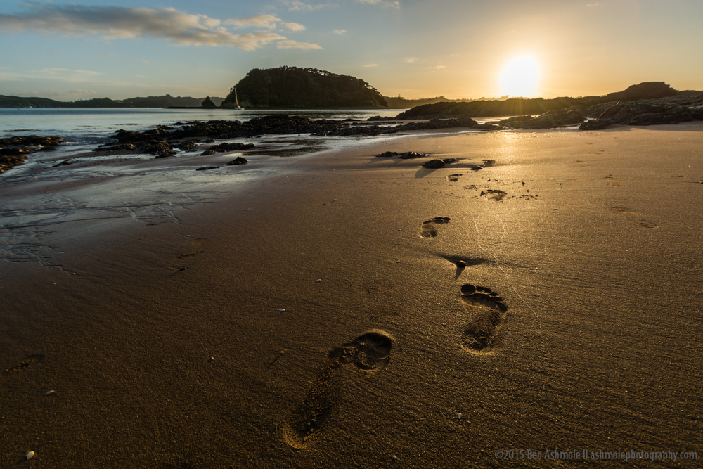 Footprints, Paihia, Bay of Islands, New Zealand