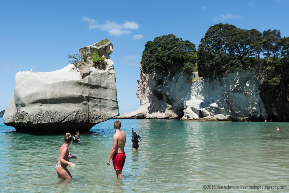 Cathedral Cove 3, Coromandel, New Zealand
