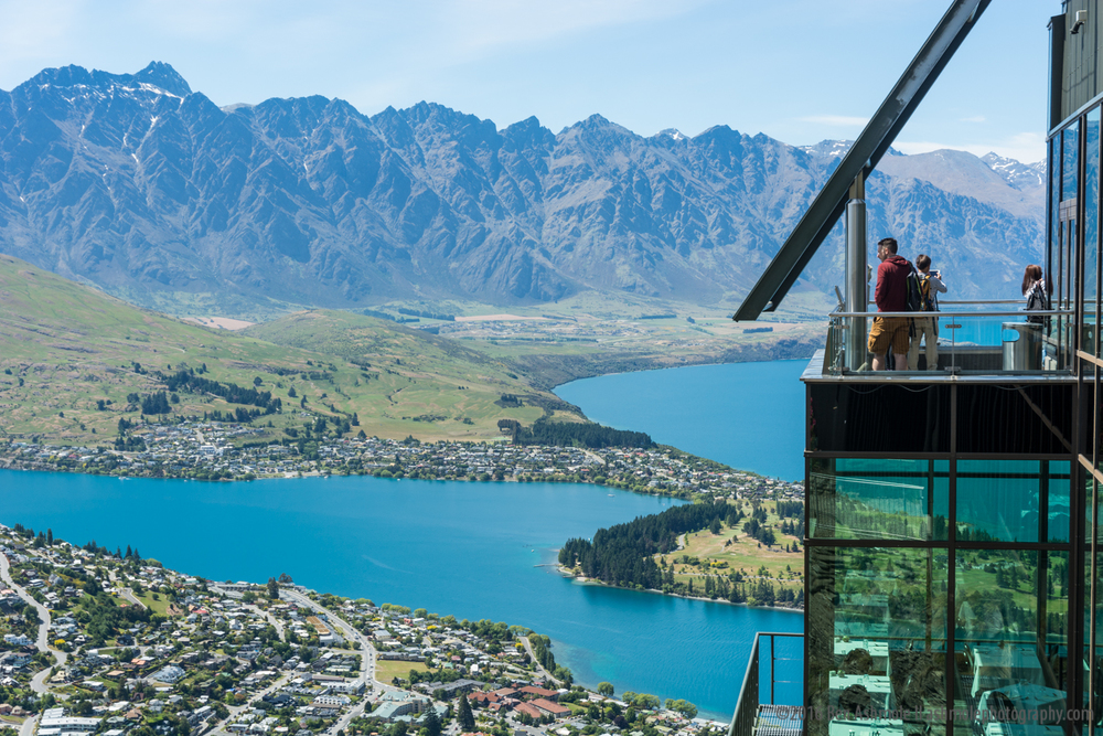Queenstown Viewing Platform, New Zealand