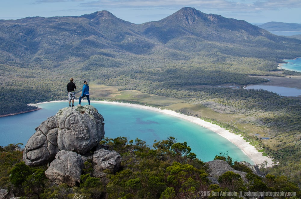 UNDER DOWN UNDER TOURS - TASMANIA, AUSTRALIA