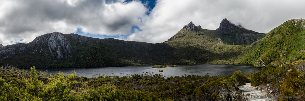 Cradle Mountain Panorama, Tasmania, Australia