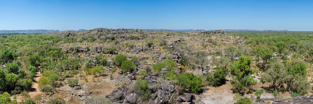 Ubirr Panorama, Ubirr, Kakadu National Park, NT, Australia