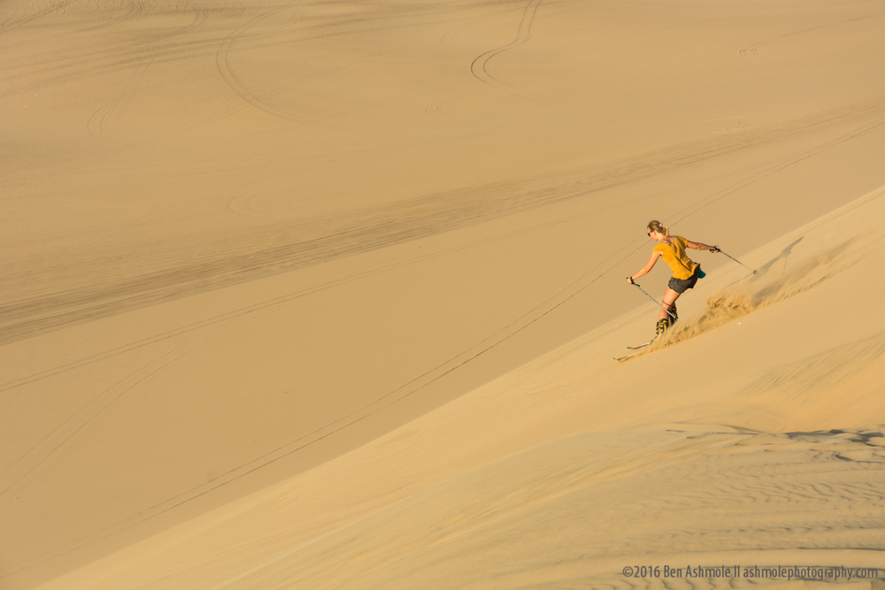 Dune Riding 4, Huacachina, Peru