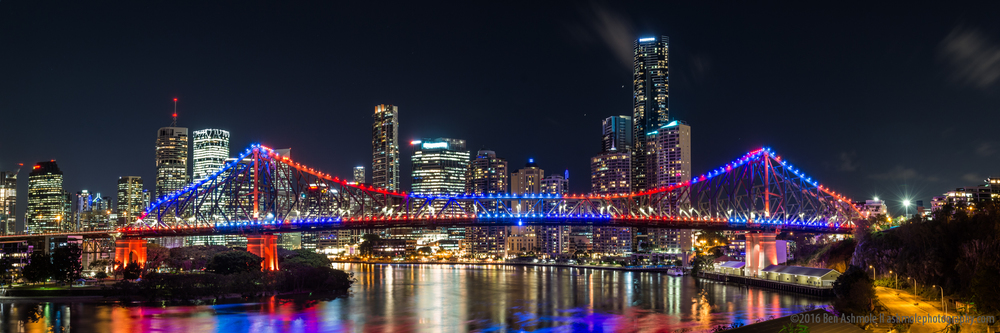 Story Bridge Panorama, Brisbane, Australia, Ben Ashmole.jpg