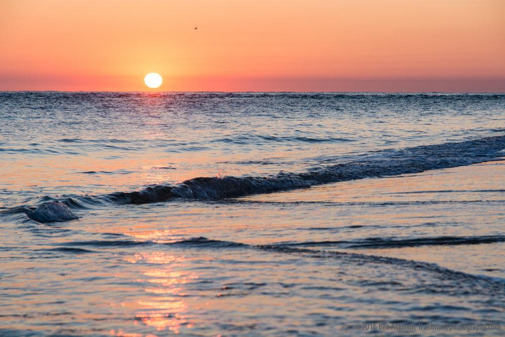 Sunrise, Rainbow Beach, Queensland, Australia