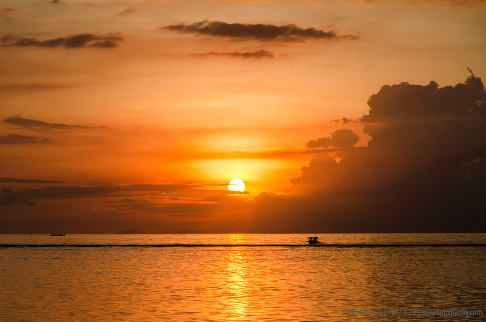 The Sun, Gili AIr, Indonesia