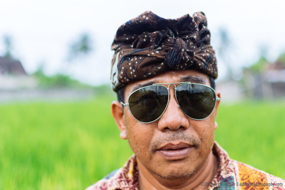 Ubud Portrait 2, Bali, Indonesia