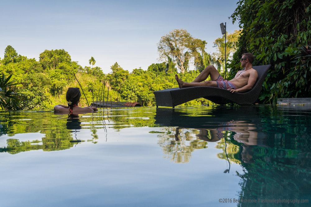 Infinity Pool, Ubud, Bali, Indonesia