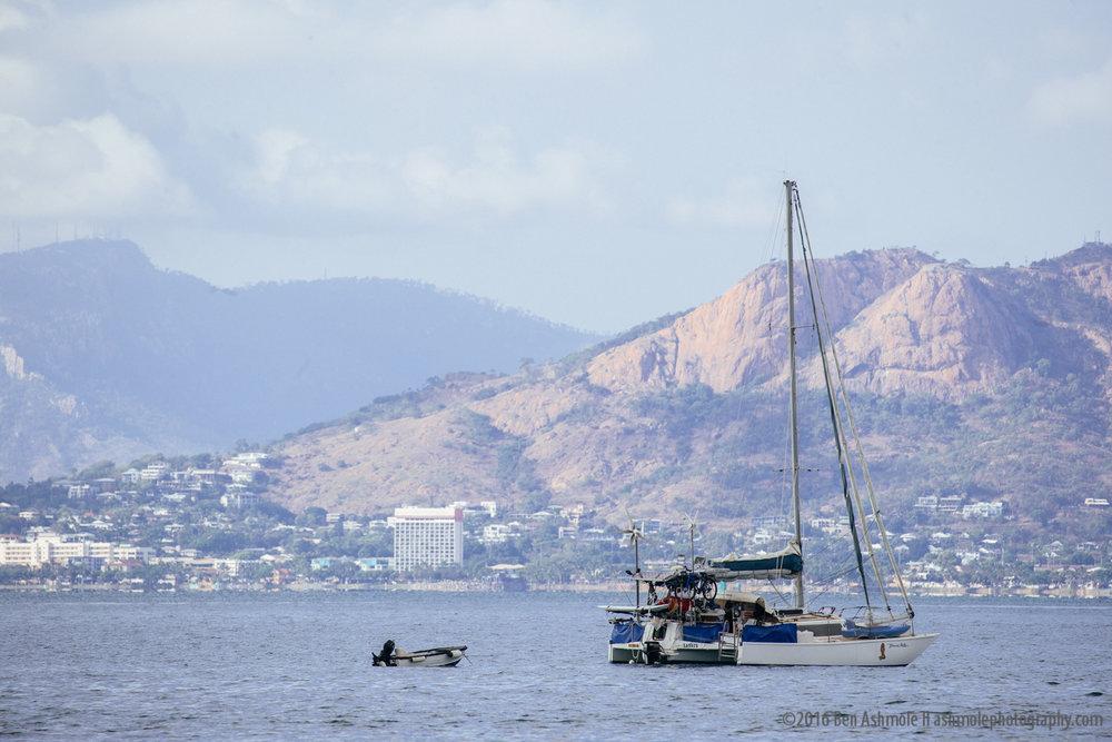 Townsville Yacht, Australia Ben  Ashmole