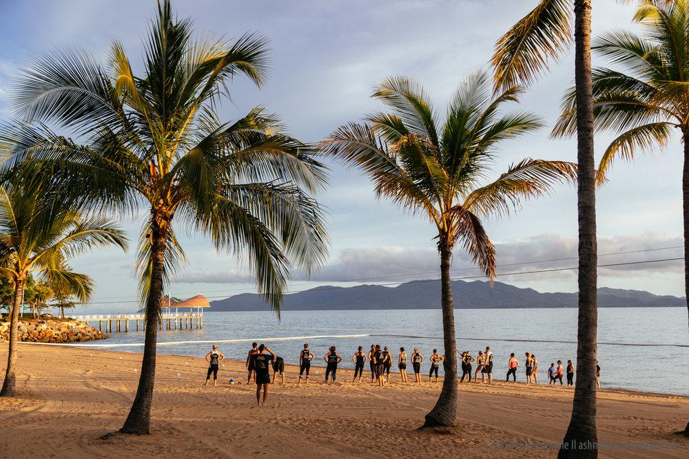 Sunrise, The Strand, Townsville, Australia, Ben Ashmole-2