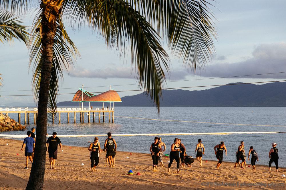 Sunrise, The Strand, Townsville, Australia, Ben Ashmole-3