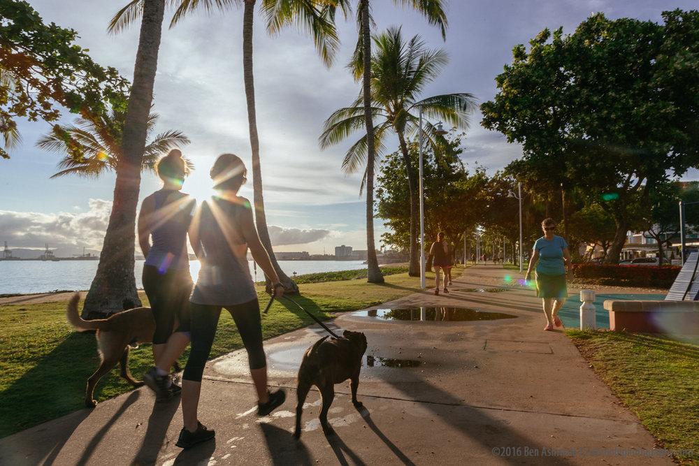 Sunrise, The Strand, Townsville, Australia, Ben Ashmole-4