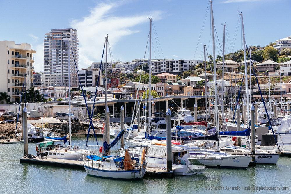 Townsville Harbour, Australia