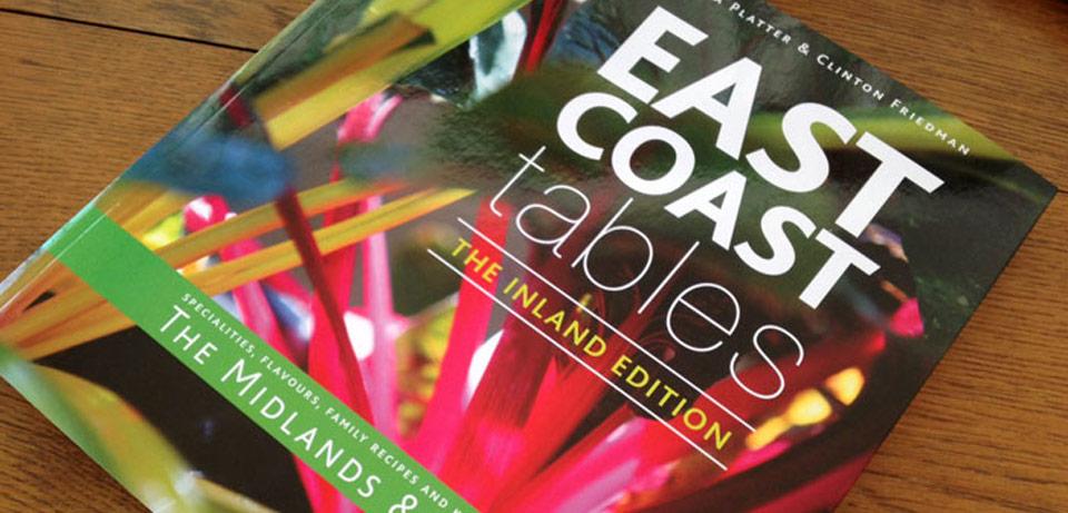 East Coast Tables Recipe Book