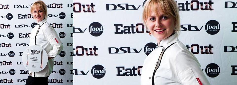 East Out DSTV Food Network Restaurant Awards 2013