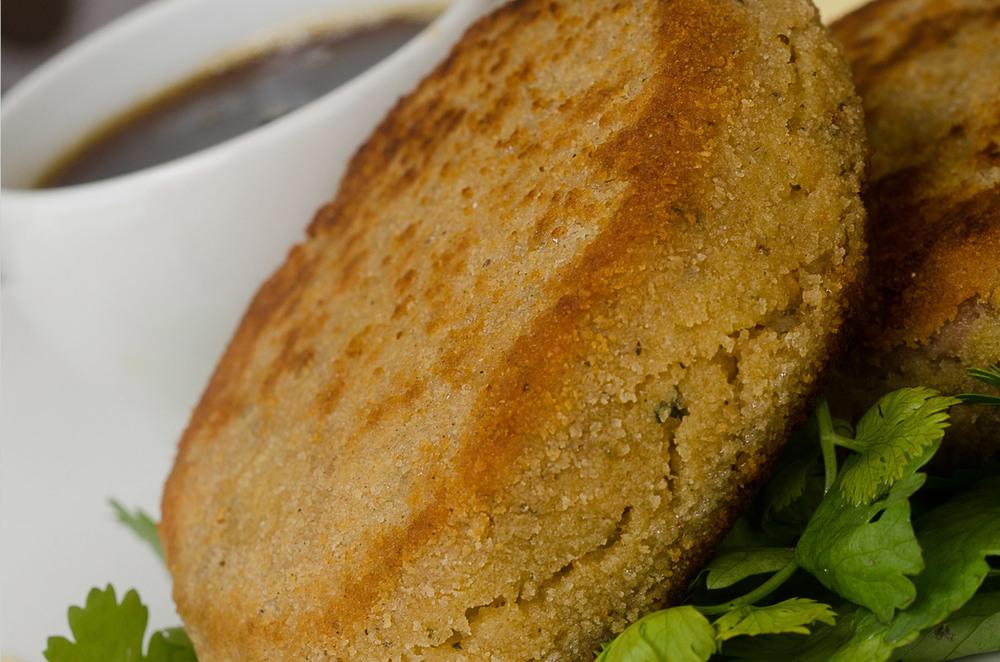 Sapore Pole-Caught Tuna Fish Cakes