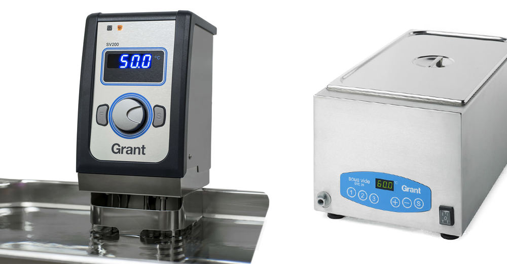 Grant Sous Vide Cooking Equipment
